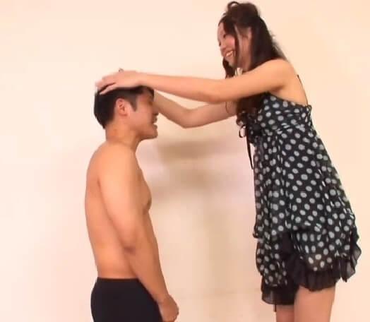 183cm 日本一背の高いav女優に全力で中出ししてみませんか 雪城まどか