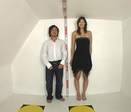 【179cm長身女の成長記録!】小学生に抜かれる小男の屈辱感w 170以上の女 綾乃梓